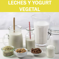 Curso: Leches y Yogurt Vegetal